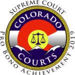 Colorado Supreme Court Pro Bono Achievement
